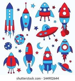 funny rockets