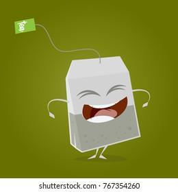 funny teabag clipart