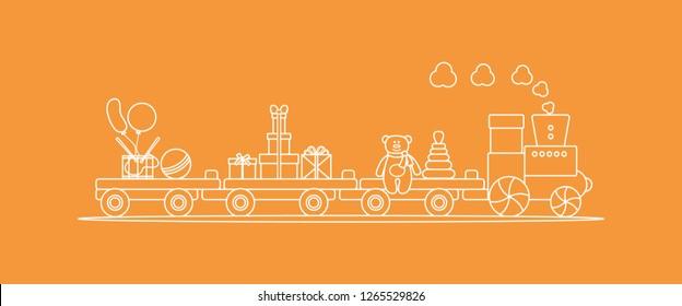 dummy pacifier clip baby boy train engines train clip