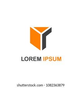 Furniture logo modern. template design. vector illustration