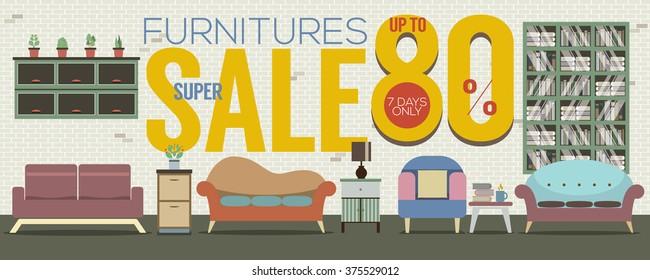 Imagenes Fotos De Stock Y Vectores Sobre Sale In Furniture