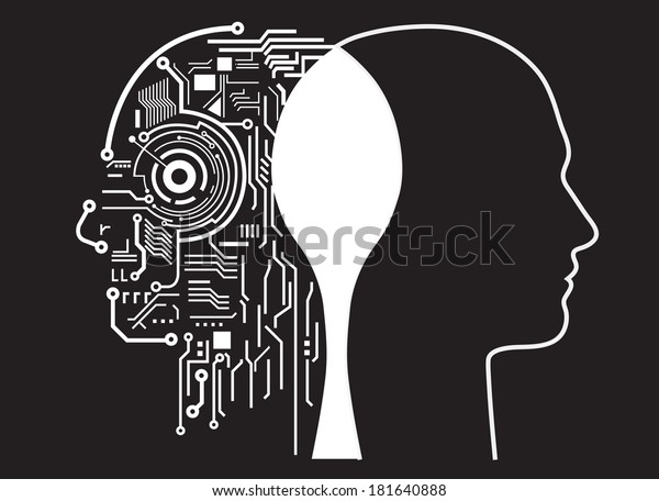 Fusion of human with artificial intelligence