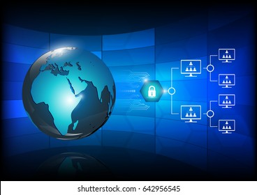 futuristic global security