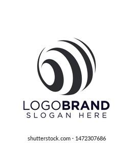 G Letter Global Logo template