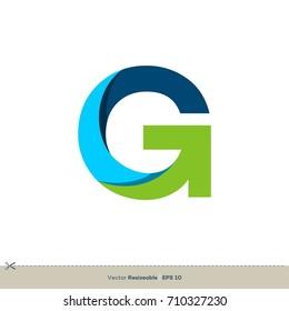 G Letter Logo Template Illustration Design. Vector EPS 10.
