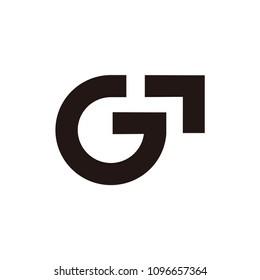 g letter vector logo