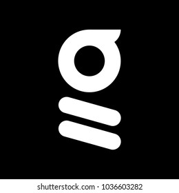 g logo images stock photos vectors shutterstock https www shutterstock com image vector g logo abstract isolated black 1036603282