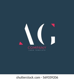 A G logo design for Corporate