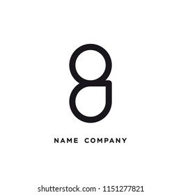 G small rounded logo
