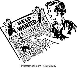 Funny Help Wanted Images, Stock Photos & Vectors | Shutterstock