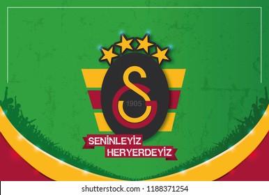 Galatasaray Amblem Design