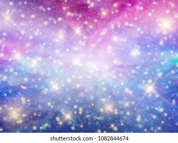 galaxy fantasy background