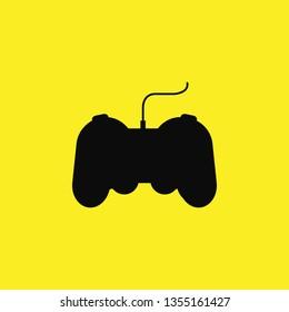 game remote controller icon vector