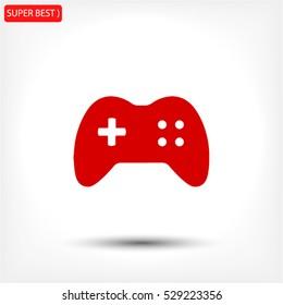 games icon vector