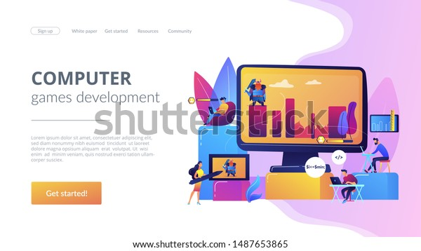 Gaming Industry Startup Company Programmers Work Stock Vector Royalty Free 1487653865,Fractal Design Define Nano S Black Window