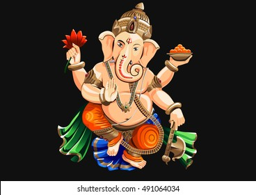Ganesha Images Stock Photos Vectors