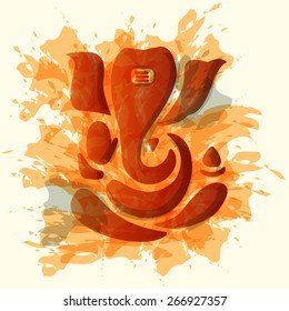 Ganesha Painting Images Stock Photos Vectors Shutterstock