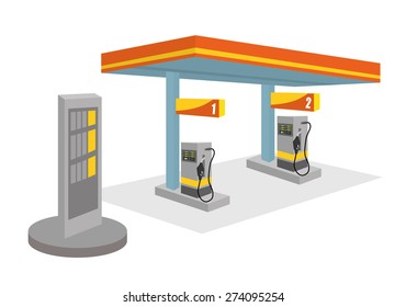 Garage design over white background, vector illustration.