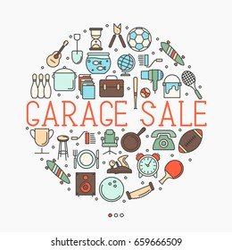 Rummage Sale Images, Stock Photos & Vectors | Shutterstock