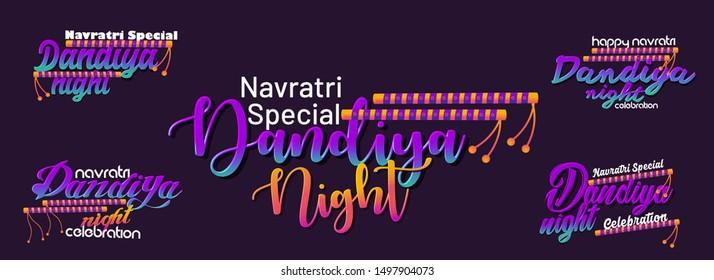Garba Navratri Mahotsav, Garba Night, Dandiya Nights, Dandiya Night Celebration, Dandiya Dance in Navratri.