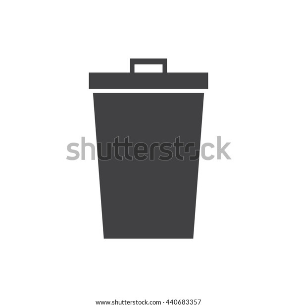 Garbage close icon