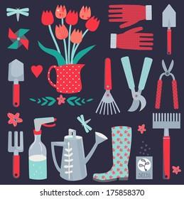 gardening design elements