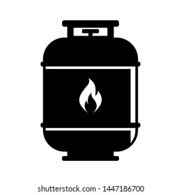 Gas Bottle tank butane propane ethane flame