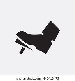 Gas pedal Icon