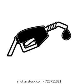 gas pump icon image