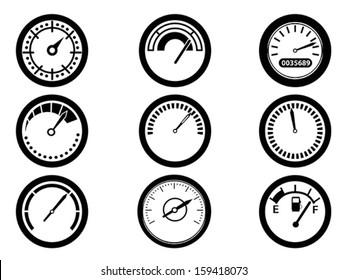 gauge icons