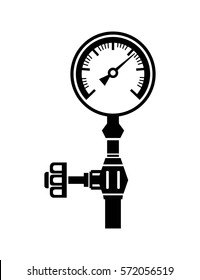 gauge vector icon
