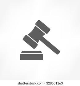 gavel icon