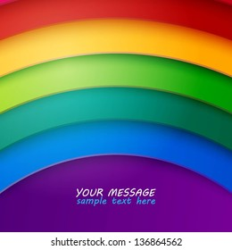 gay abstract background .Vector color illustration for text