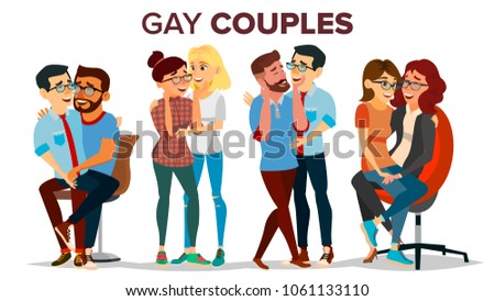 Homoseksuel mandlig tegneserie sex