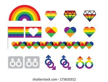 Gay Vectors