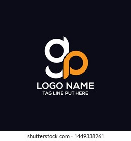 GB LETTER LOGO DESIGN TEMPLATE FOR USE ALL PURPOSE