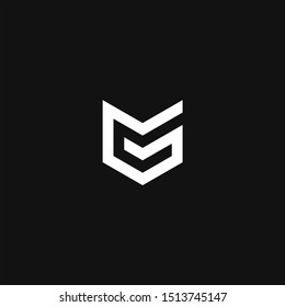 GC Logo monogram modern design template