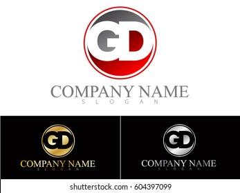 gd font logo