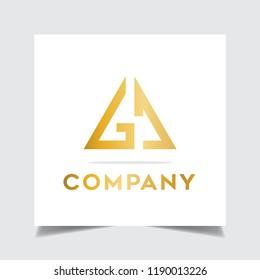gd logo letter Pyramid