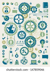 gears and cogs,