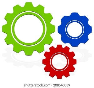 Gears composition