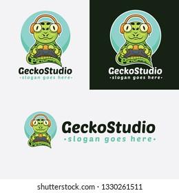 Gecko Gamers Logo