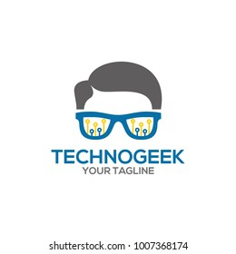 Geek Logo Design