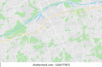 Gelsenkirchen Germany Map.City Gelsenkirchen Images Stock Photos Vectors Shutterstock