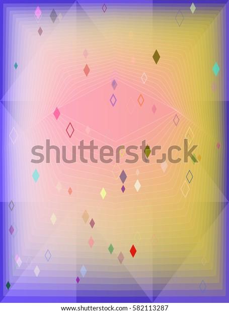 gems pattern elements