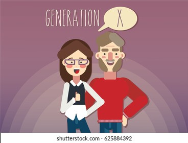 generation x. Marketeing to gen x. 1961-1980 years