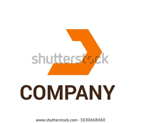 Generic Abstract Mark Symbol Logo Design Stock Vector Royalty Free - Generic company logo free