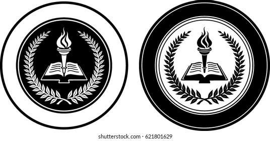 Generic School Seal