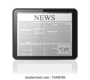 Generic tablet PC