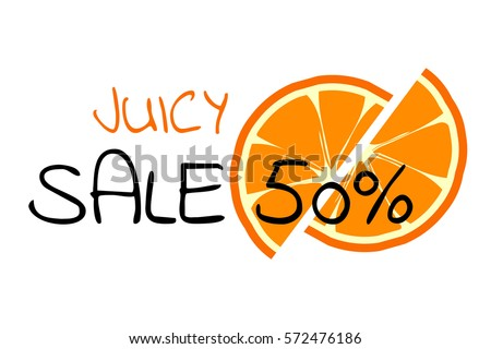 Generic Template Promotion Sell Offer Flyer Stock Vector (Royalty ...